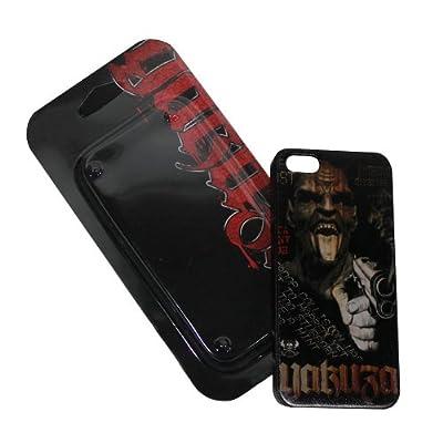 Yakuza Handyhülle Hard-Case IPhone 4/ 4S YCB 448 schwarz