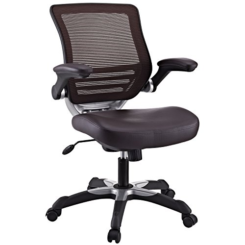 lexmod-edge-office-chair-with-mesh-back-and-brown-leatherette-seat-by-lexmod