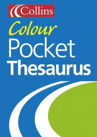 Collins Colour Pocket Thesaurus