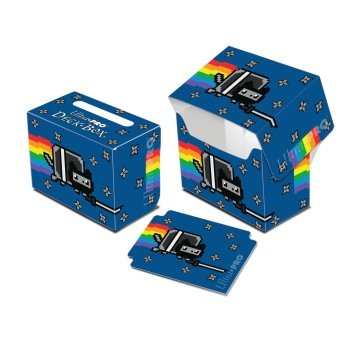 Ultra Pro Nyan Cat Nyaninja Sideloading Deck Box