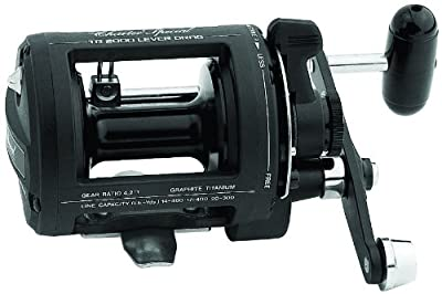 Shimano Tr2000ld Charter Special Salt Water Reel Levelwind With 14480 17400 And 20300 Line Capacity from Shimano
