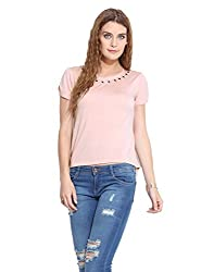 Pink Hot Fixed Blouse S