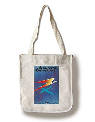 aerolineas-argentinas-vintage-poster-artist-colin-france-c-1950-100-cotton-tote-bag-reusable-gussets