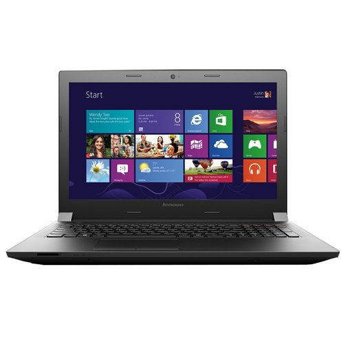 Lenovo B50-70 MCC2GFR PC Portable 15″ Noir (Intel Core i3, 4 Go de RAM, 500 Go, Intel HD Graphics 4400, Windows 8.1)
