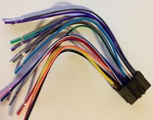 xtenzi power cord harness speaker plug for pioneer avic d3 z110 x920 x930 z120 z130. Black Bedroom Furniture Sets. Home Design Ideas