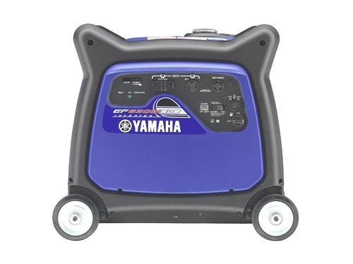 Yamaha EF6300iSDE Inverter Portable Generator Review