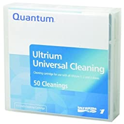 Quantum Cleaning cartridge, LTO Universal