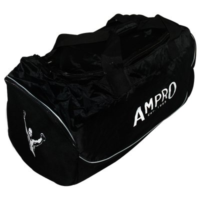Ampro Jumbo Boxer Kit Bag - Black