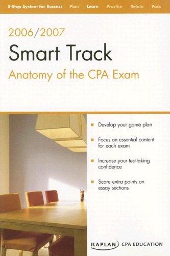 Smart Track CPA Exam Review Essentials