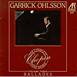 Garrick Ohlsson - The Complete Chopin Piano Works Vol. 3 - Ballades
