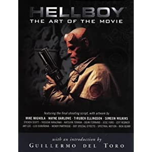 Hellboy: Art of the Movie: Amazon.co.uk: Guillermo del Toro, Mike ...