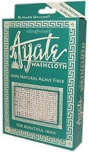 Ayate Washcloth, 1 Washcloth by Flower Valley