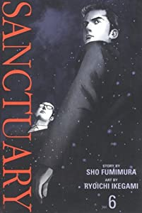 Sanctuary (Volume 6) by Sho Fumimura and Ryoichi Ikegami