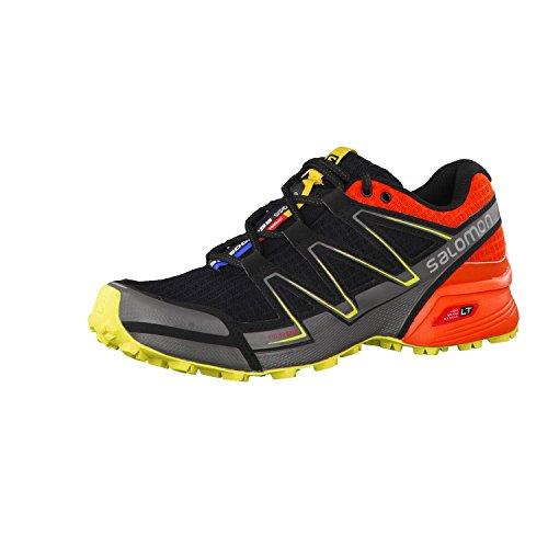 salomon-herren-trail-running-schuhe-speedcross-vario-black-tomato-red-corona-yellow-45-1-3