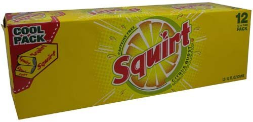 Squirt Soda 2/ 12pks (Ruby Red Squirt Soda compare prices)