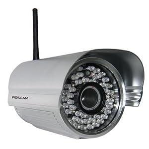 Foscam FI8905W on Sensr.net via Amazon