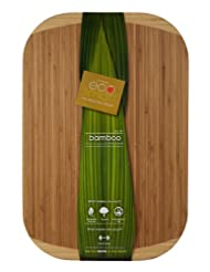 Architec ECOBOO18 Formaldehyde Free Bamboo Cutting Board by Architec