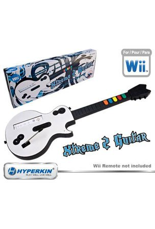 Wii Xtreme 2 Wireless Guitar