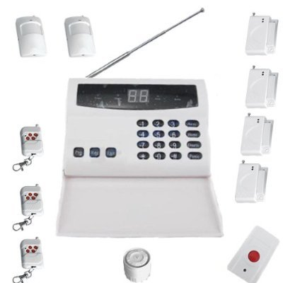 Brand New Wireless Home Security Burglar Alar...