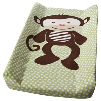 Summer Infant Changing Pad Cover - Monkey - 1
