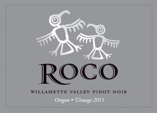 2011 Roco Winery Willamette Valley Pinot Noir 750 Ml