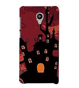 EPICCASE house case Mobile Back Case Cover For Meizu M2 (Designer Case)