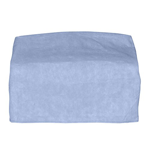 Budge Industries P3W02BG1 Blue Slate Wicker Sofa Cover, Blue picture