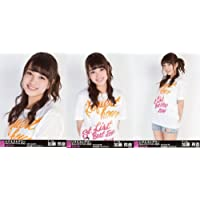 AKB48 公式生写真 リクエストアワー 2014 会場 【加藤玲奈】 3枚コンプ