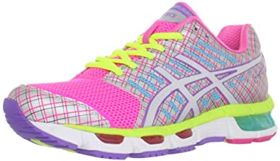 Shoe, Neon Pink/White/Purple, 13 M US: Zapatos Oasis For Women: Shoes