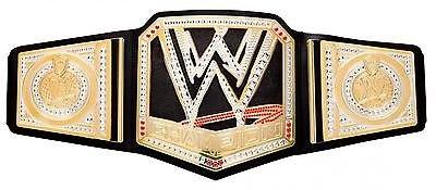 WWE – Championnat WWE – Ceinture de Champion