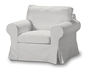 FRANC-TEXTIL 612-705-01 Ektorp sillón funda, funda sillón, sillón Ektorp, Etna, luz blanca natural