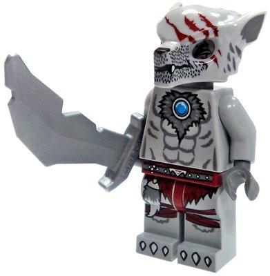 "Lego Minifigure: Chima ""Winzar"" - 1"