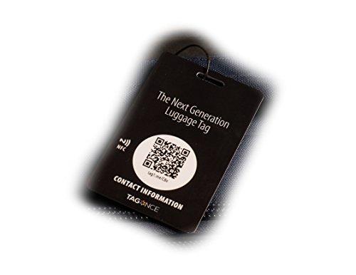 tagonce-innovativer-id-tag-fur-koffer-und-geldbeutel-inkl-app-qr-nfc-optimaler-datenschutz-gepack-an