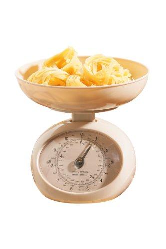 Premier Housewares 0509710 Balance de Cuisine Plastique Crème 5 kg