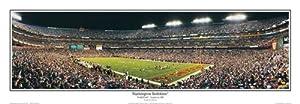 Washington Redskins - 2004 - Redskins vs. Ravens at FedEx Field 13.5 x 39 Panoramic... by Hall of Fame Memorabilia