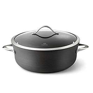 Is calphalon anodized aluminum cookware oven safe jars