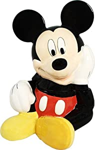 Disney Mickey Mouse Collectible Zrike Cookie Jar by Zrike