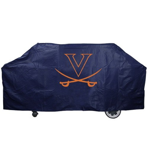 NCAA Virginia Cavaliers 59-Inch Grill Cover (Ncaa Grill Covers compare prices)