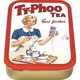 TyPhoo Tea (Goes Further) Collectors/Tobacco Tin