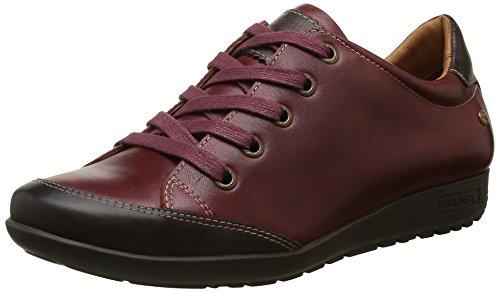 PikolinosLisboa W67 I16 - Sneaker Donna , Rosso (Rouge (Arcilla)), 39