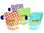 Yummi Pouch Brights Reusable Food Pou...