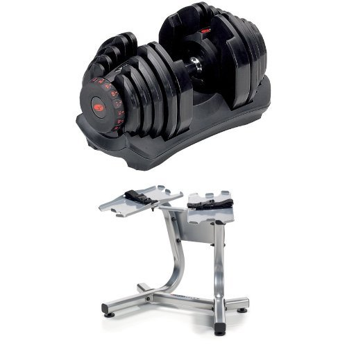 Bowflex Revolution Space Requirements: Bowflext SelectTech 1090 Adjsutable Dumbbell Set Review