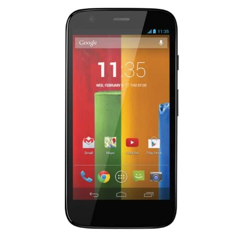 Moto G SIM-Free Smartphone - Black (8GB) - Discontinued by manufacturer