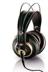 AKG M220 Pro Stylist Semi-Open High Definition Over-Ear Studio Headphones … by AKG