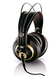 AKG Acoustics K-240 Semi Open Studio Headphones
