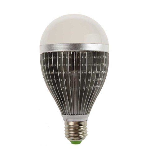 Sungetace 15W E27 Led Globe Bulb Light Indoor Flood Led Light Bulb Equiv To 90 Watt Replacement Cool White
