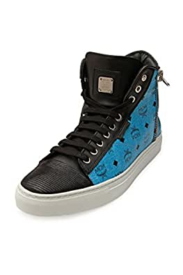 mcm by michalsky unisex schuhe sneaker urban nomad 3 high x mcm limited farbe blau. Black Bedroom Furniture Sets. Home Design Ideas