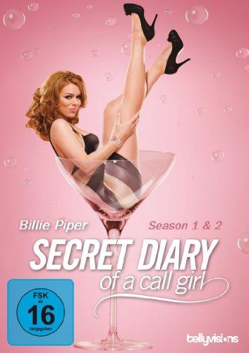 Secret Diary of a Call Girl - Season 1 & 2 (16 Folgen, deutsche und englische Sprachfassung) [2 DVDs]
