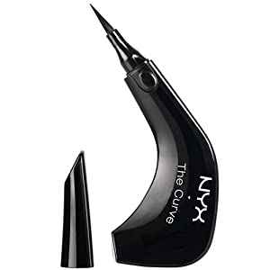 NYX Cosmetics The Curve Liner Jet Black