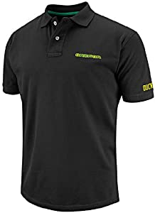 Oregon Ducks Mens Lakeside Casual Polo Shirt by Chiliwear by Chiliwear LLC